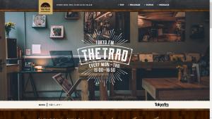 TokyoFM「thetrad」
